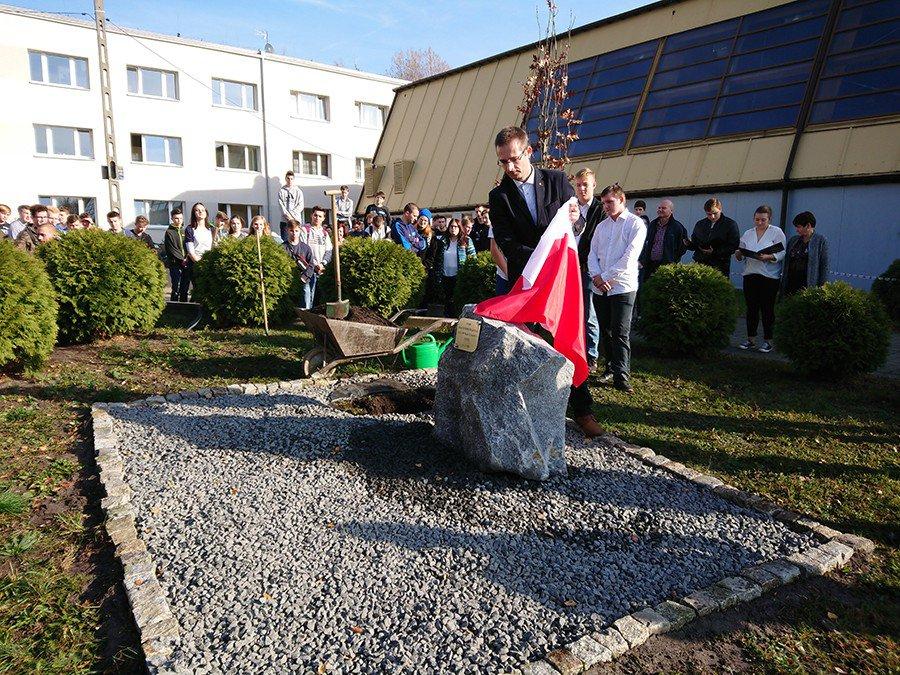 Obchody 100-lecia niepodległości w ZST-U