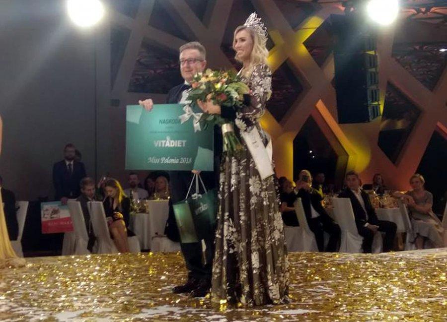 Milena Sadowska z Babic została Miss Polonia 2018!