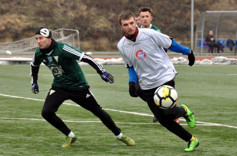 Drugoligowiec sprawdzi formę trzebińskich piłkarzy. Kto jeszcze?