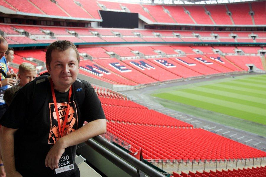 KONKURS FOTOGRAFICZNY. Jeśli nie Wembley, to co?
