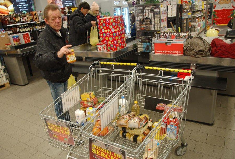 W dwóch marketach potrwa świąteczna zbiórka