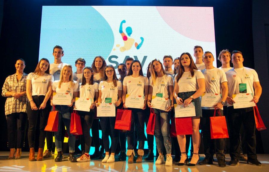 Sportowcy odebrali nominacje na oczach mistrza olimpijskiego
