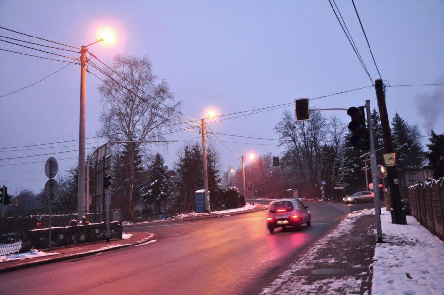Na niebezpiecznym skrzyżowaniu pojawiły się światła