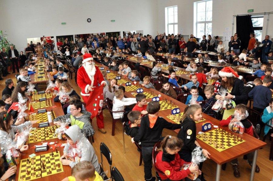 Pierwszy taki turniej w gminie i blisko 150 osób na starcie