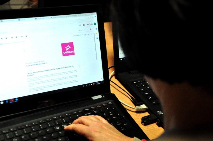 Uwaga na maile z fałszywymi wezwaniami do zapłaty