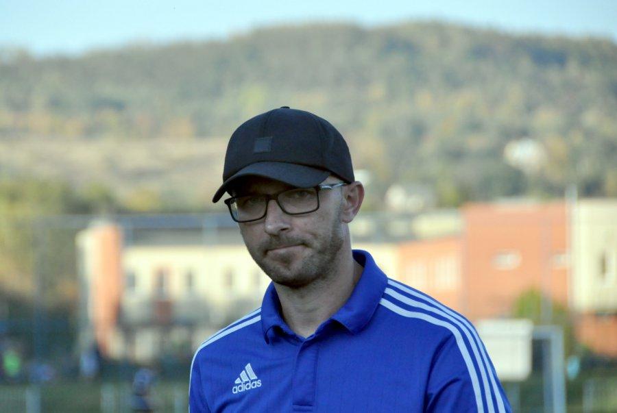 Trener zrezygnował z pracy