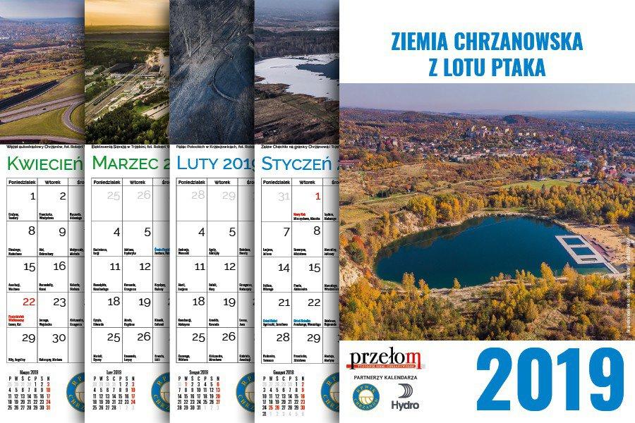Przełomowy kalendarz na rok 2019