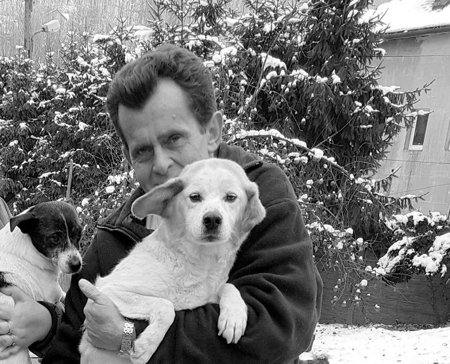Nie żyje Radosław Tobiasz - opiekun bezdomnych zwierząt