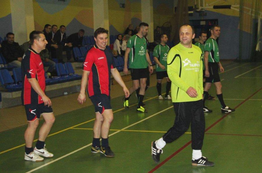 Piłkarzy Gromca po raz pierwszy poprowadzi trenerski duet