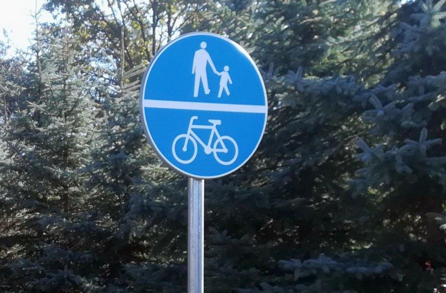 Przybyła kolejna ścieżka rowerowa
