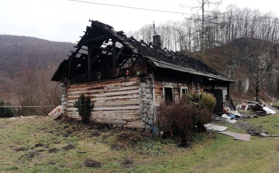 Po pożarze zniknie najstarszy dom
