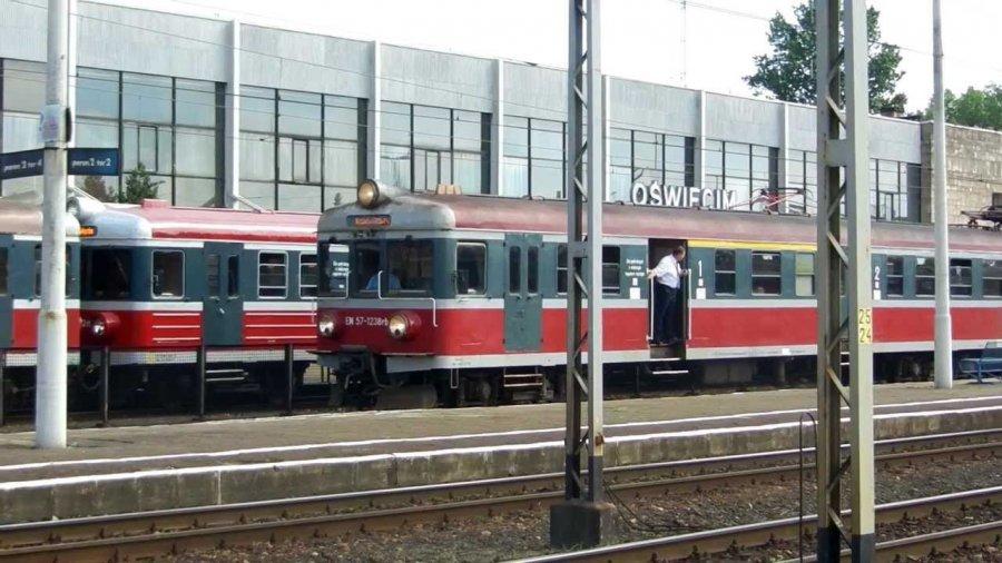 Pociągi znów dojadą do Czechowic-Dziedzic