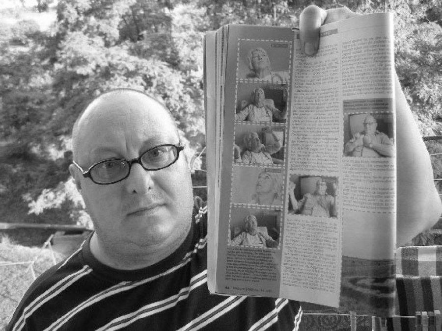 Nie żyje ufolog Grzegorz Brożek (WIDEO)