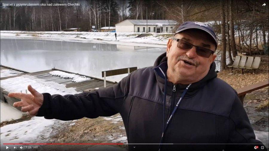Przybywajcie nad Chechło odziane w zimową szatę (WIDEO)