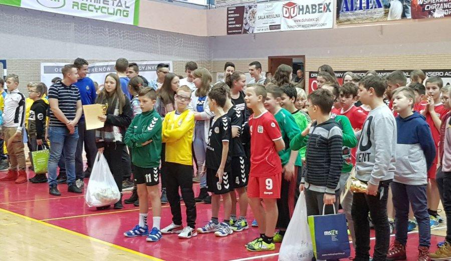 Gospodarze stanęli na podium Caban Cup (WIDEO)