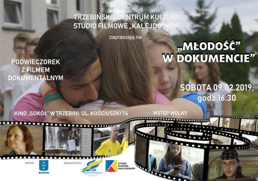 Podwieczorek z filmem dokumentalnym