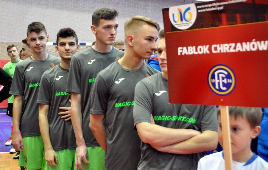 Chrzanowianie w ćwierćfinale mistrzostw Polski