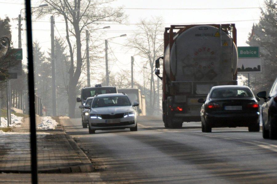 Kierowcy jeżdżą pod zakaz