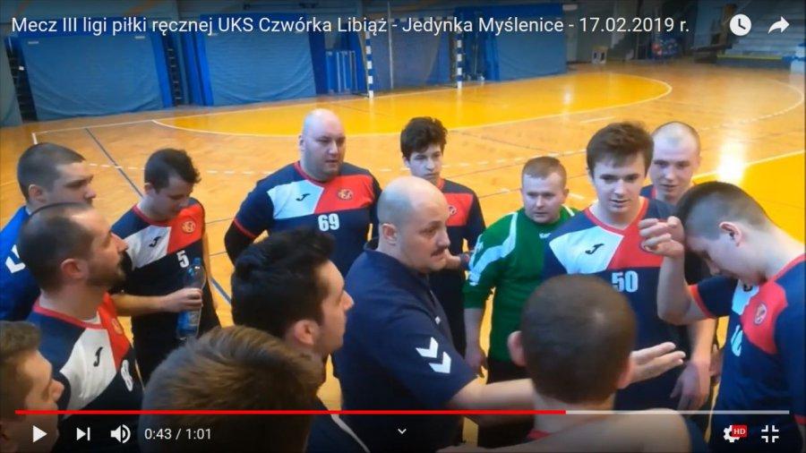 Szczypiorniści z Libiąża zaczęli sezon od porażki (WIDEO)