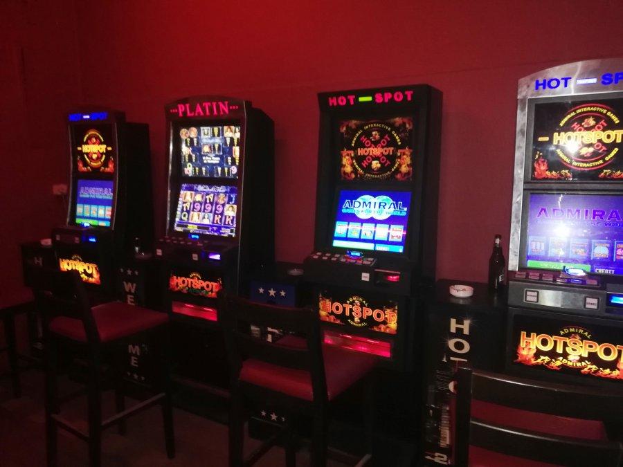 Uderzenie w hazard