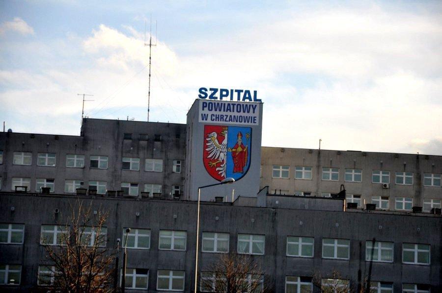 Agresywny pacjent w szpitalu