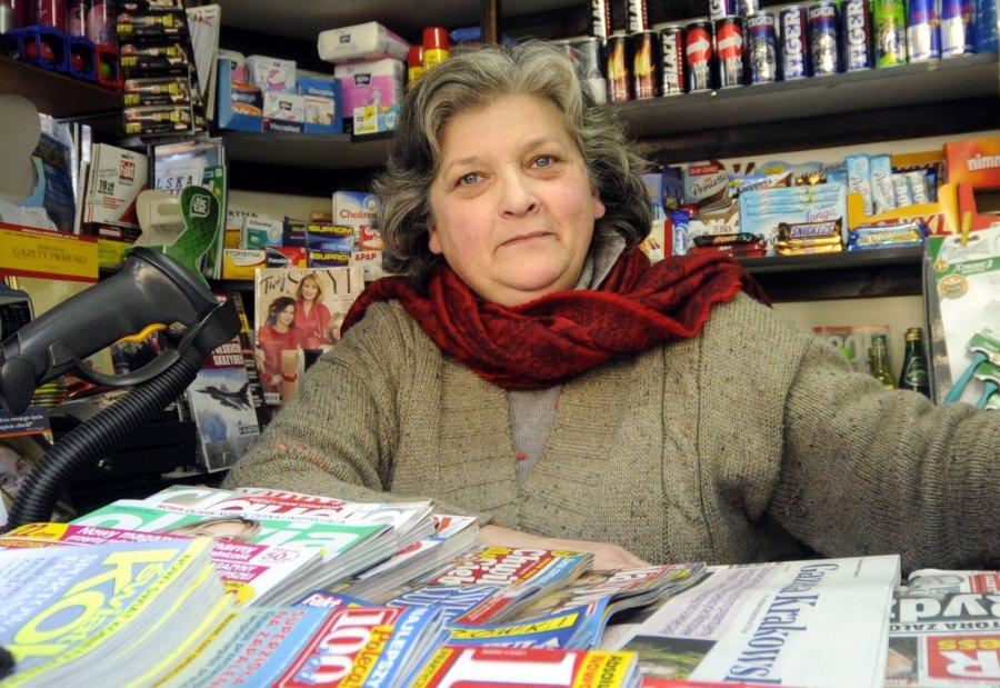 Ile było, a ile zostało kiosków RUCH w centrum Chrzanowa