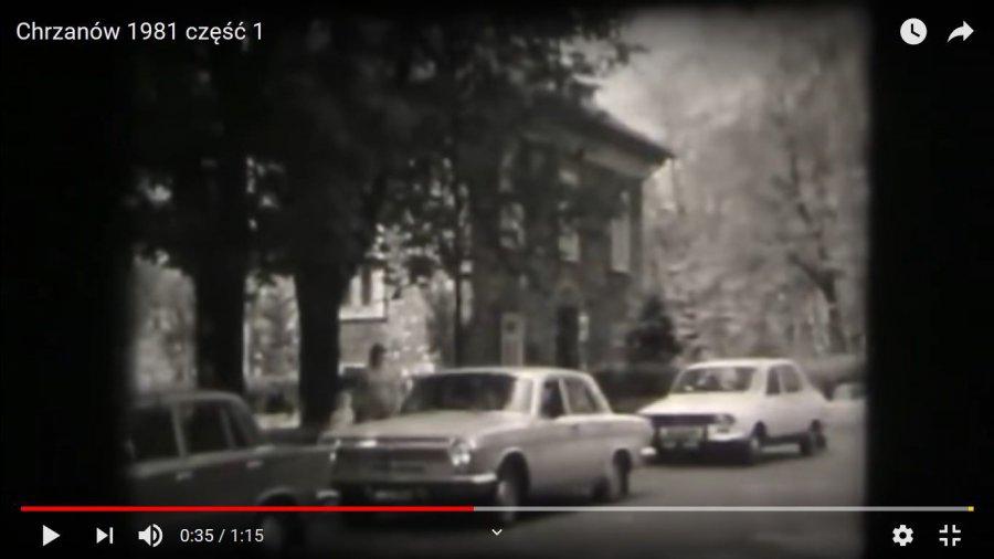 Tak wyglądał Chrzanów na filmach sprzed 40 lat (WIDEO)