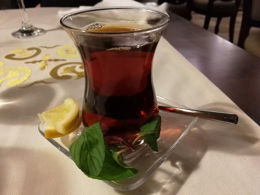 Herbata po turecku, pamiętacie?