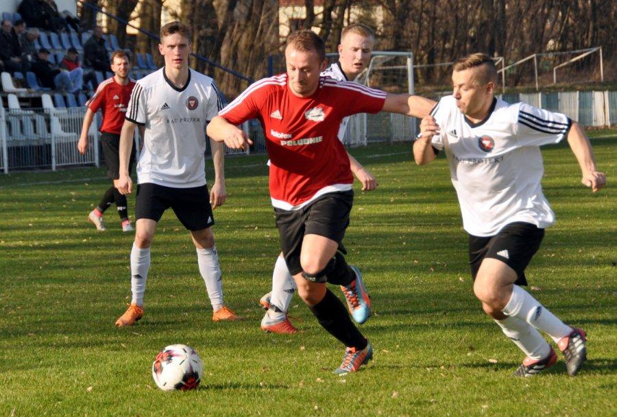 Świt roztrwonił przewagę w meczu z rezerwami Garbarni Kraków (WIDEO, ZDJĘCIA)