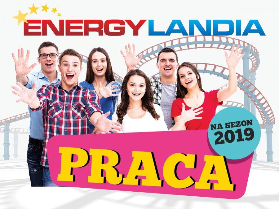 Praca w największym Parku Rozrywki w Polsce!