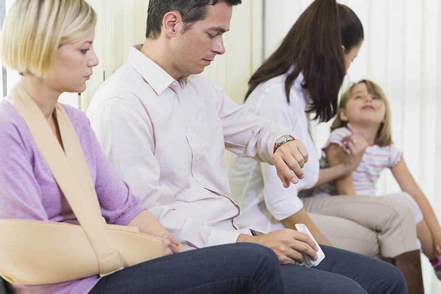 Masz już dość długiego oczekiwania na wizytę u lekarza specjalisty?