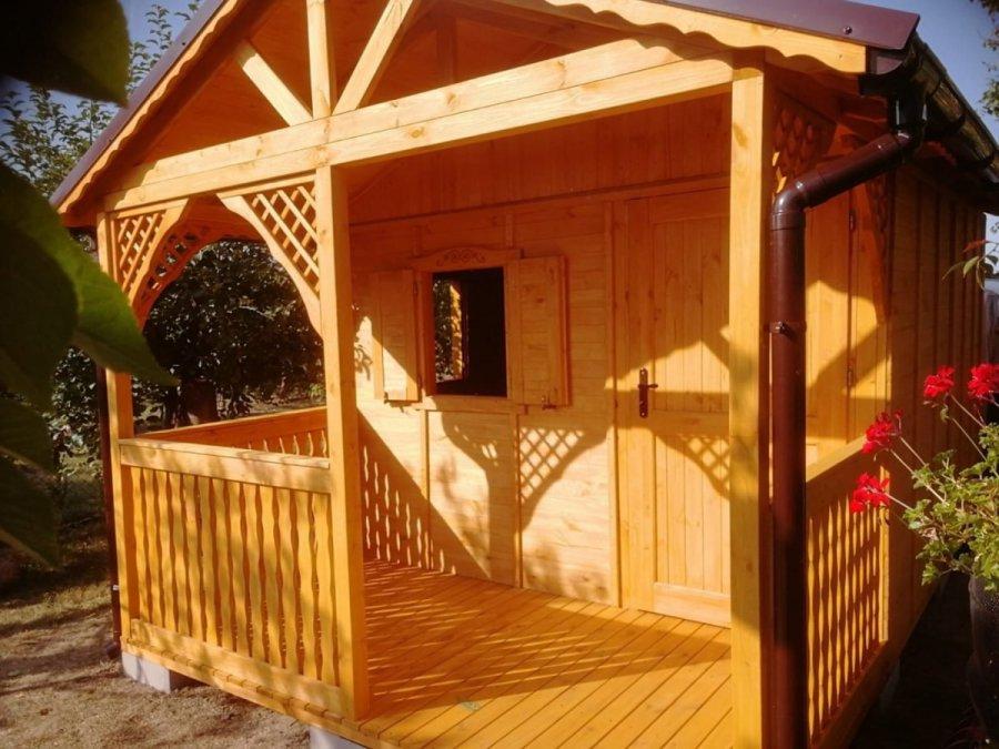 Wybieramy najlepszy domek do ogrodu