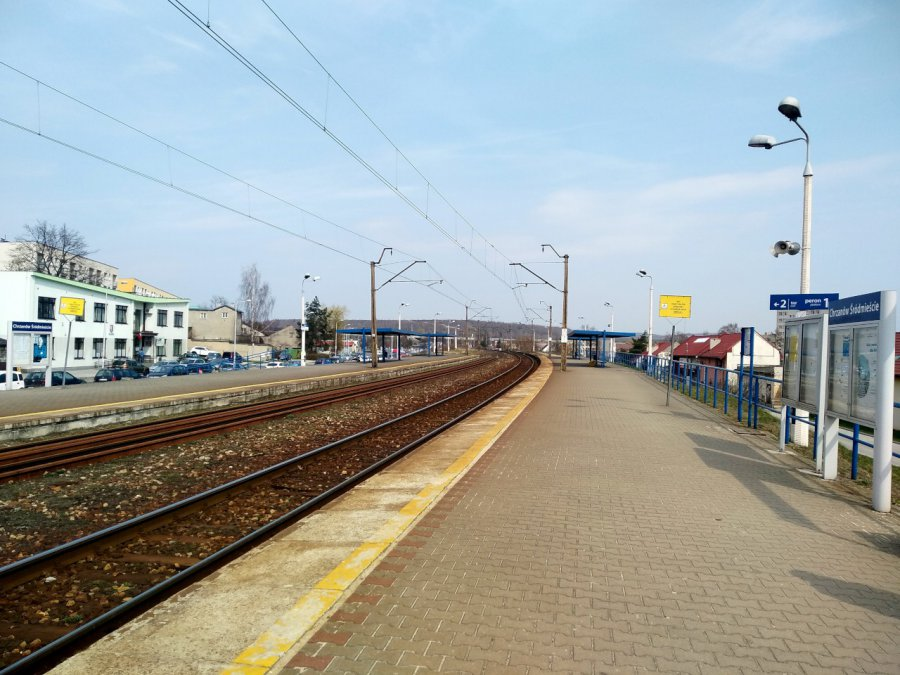 W pół godziny z Trzebini do Czechowic-Dziedzic