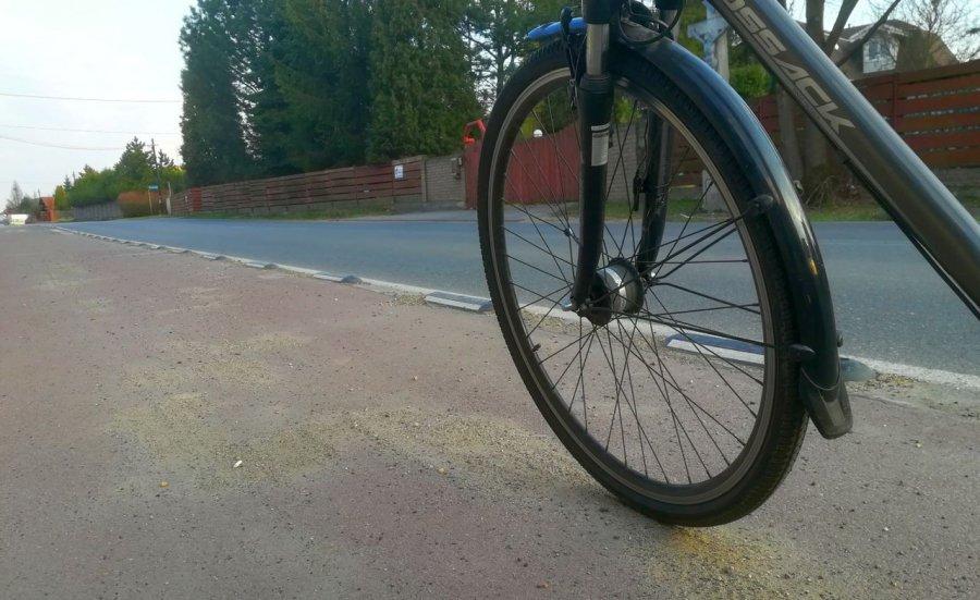 Pora posprzątać drogi dla rowerów