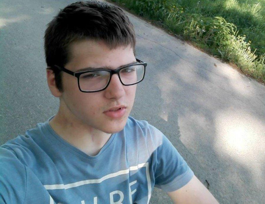 Zaginął Daniel Piekarz