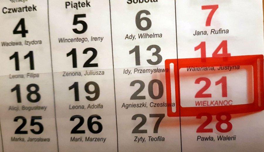 Jak obliczamy datę Wielkanocy?