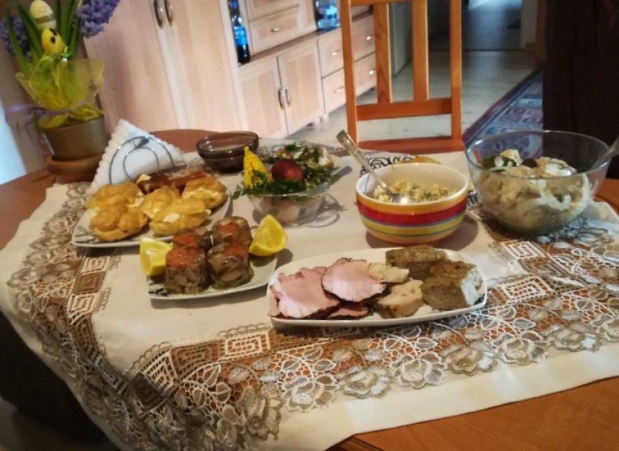 Resztki ze świątecznego stołu można wykorzystać