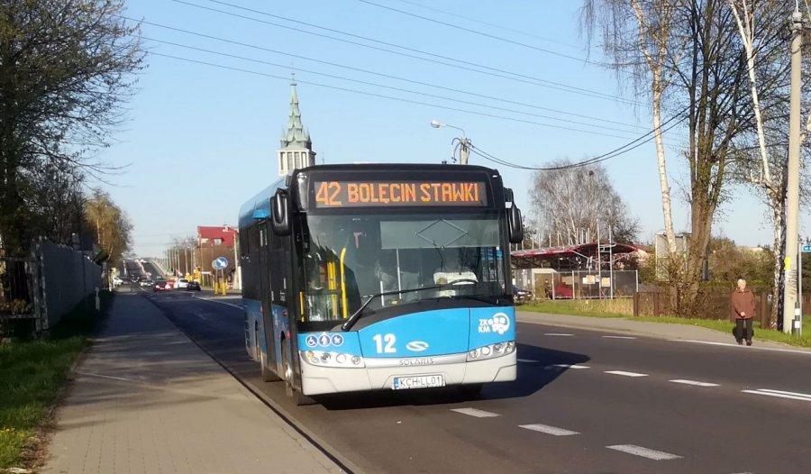Mieszkańców drażniły zapowiedzi w autobusach