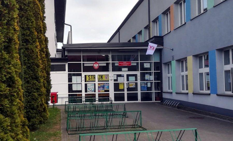 W Libiążu wciąż strajkują wszystkie podstawówki
