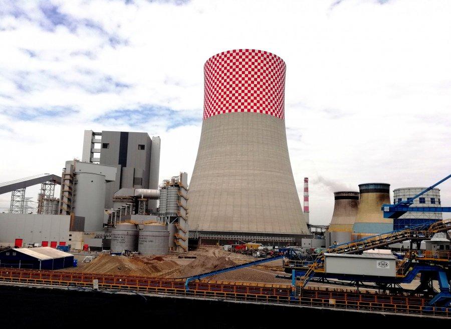 Nowy blok energetyczny w elektrowni Jaworzno III (WIDEO)
