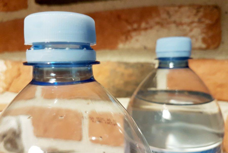 Chcą automatu do skupu plastikowych butelek