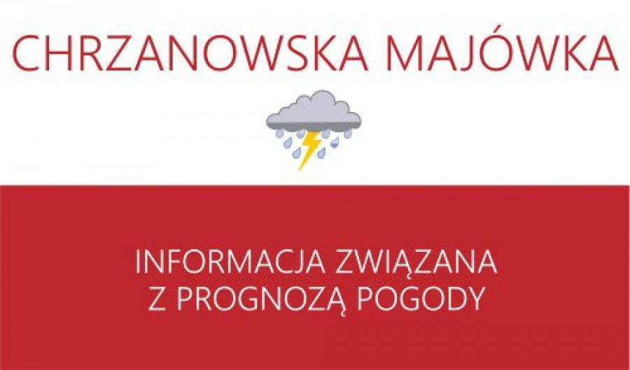 Chrzanowska Majówka pod presją pogody. Gdzie się odbędzie?
