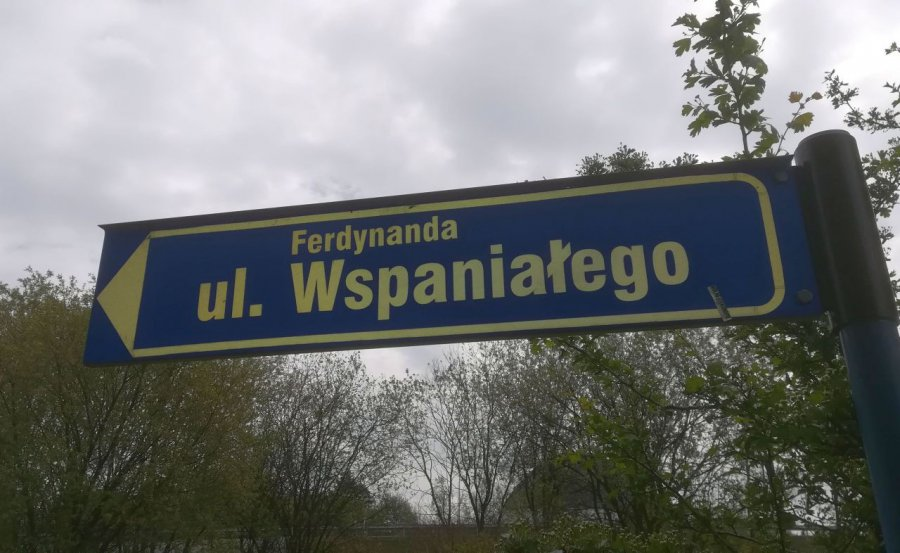 TOP 5 najciekawszych nazw ulic w powiecie chrzanowskim (WIDEO)
