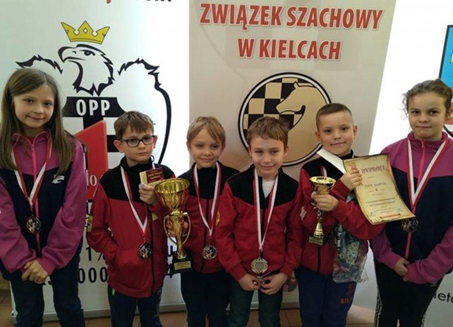 Chrzanowianie wicemistrzami Polski