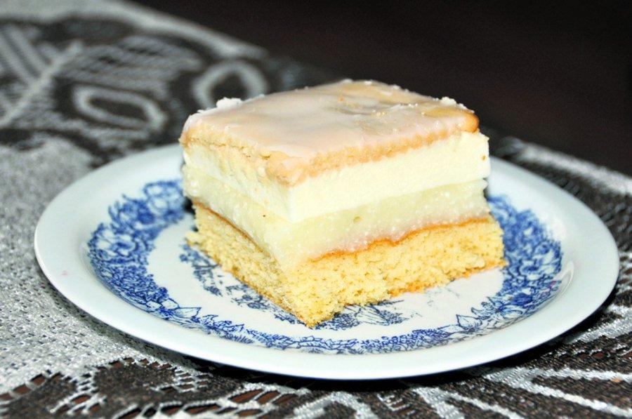 Przepis na smaczne ciasto cytrynowe