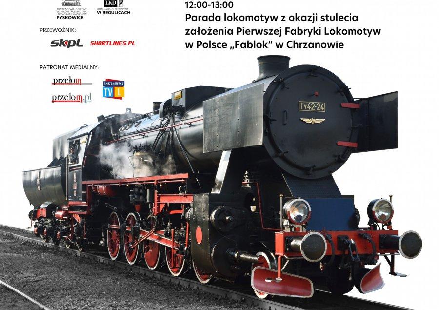 Pociąg retro w Chrzanowie i Libiążu