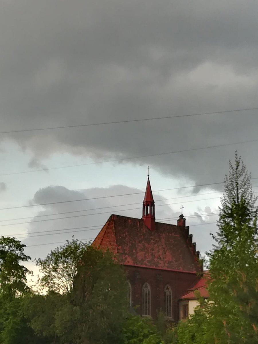 Nadchodzą burze. Miejcie się na baczności