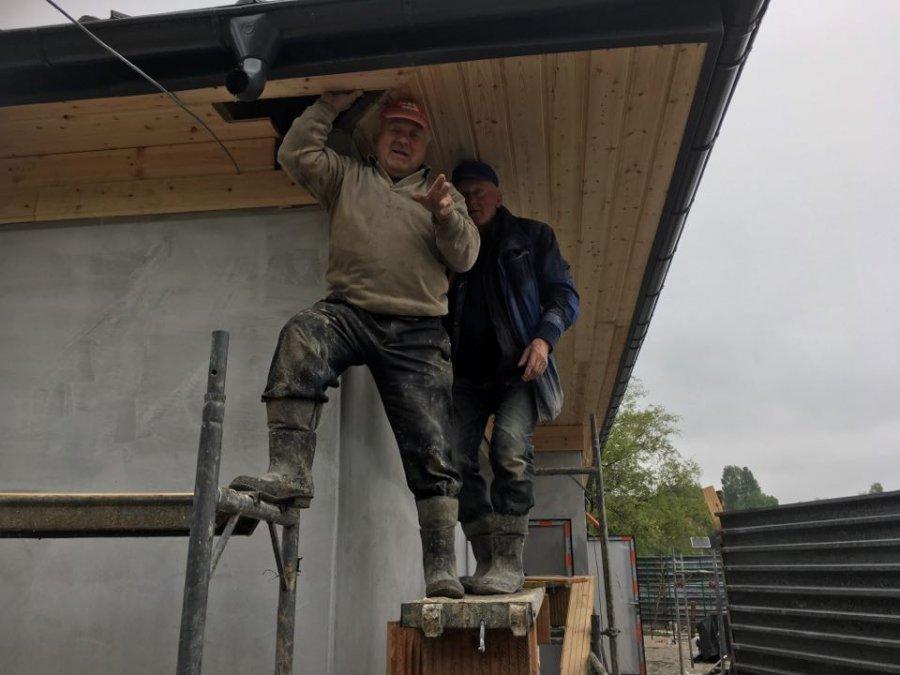 Dobiega końca budowa sanitariatów nad Balatonem