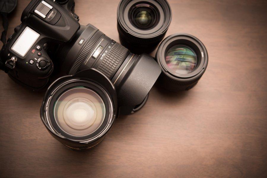 Jak wybrać odpowiedni obiektyw do aparatu?