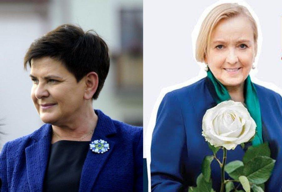 Beata Szydło i Róża Thun spotkają się z mieszkańcami na finiszu kampanii wyborczej